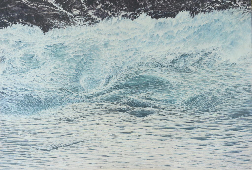 new blue water series 1